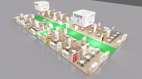 stand cso italy en fruit logistica 2019