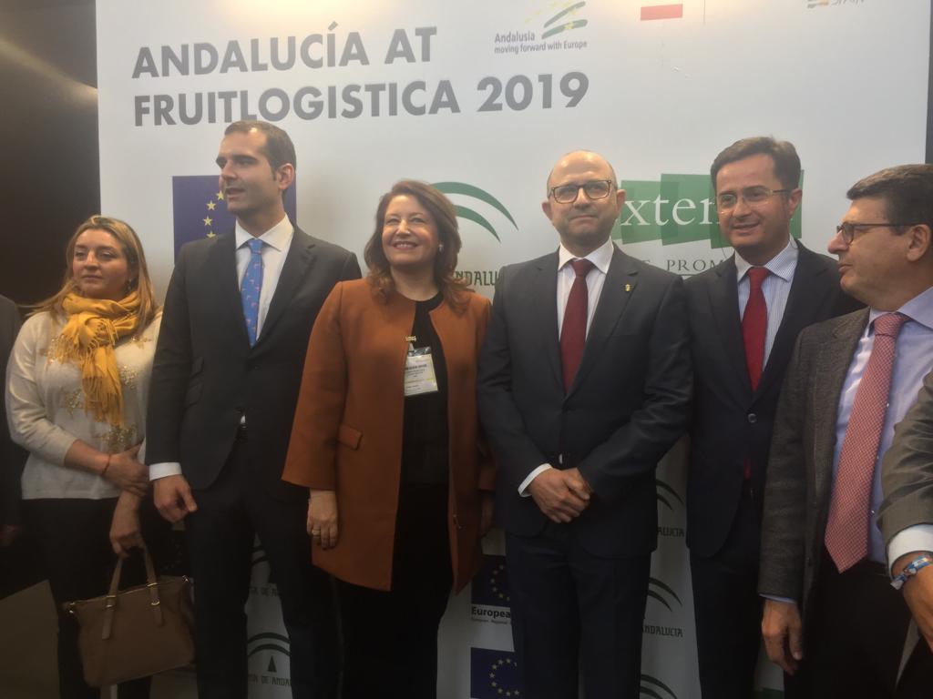 Manuel_Gomez nuevo director general de Producción Agrícola y Ganadera de Andalucía