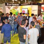 Visitantes expositor Hortamar Infoagro Exhibition 2015