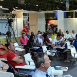 Sala de conferencias infoagro exhibition 2015