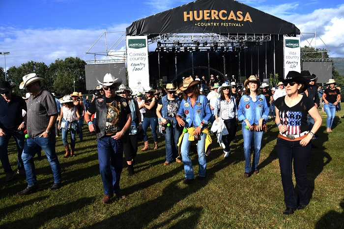 Huercasa Country Festival 2017