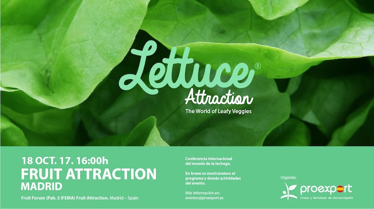 Lettuce Attraction