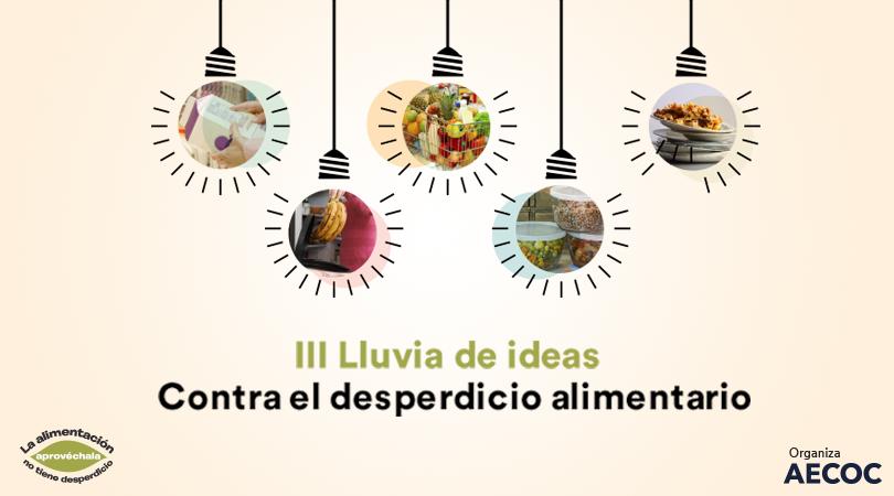lluvia ideas Aecoc-Desperdicio-Alimentario