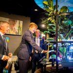 koppert 50 aniversario con rey holanda