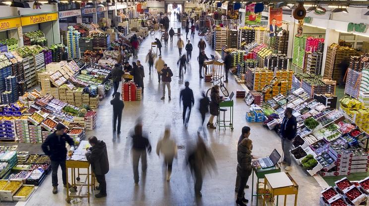 MERCABARNA Mercado Frutas y Verduras