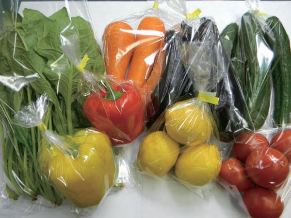 envase fruta