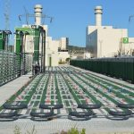 algaenergy planta producción