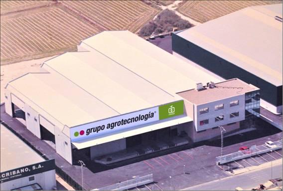 NUEVAS INSTALACIONES agrotecnologia