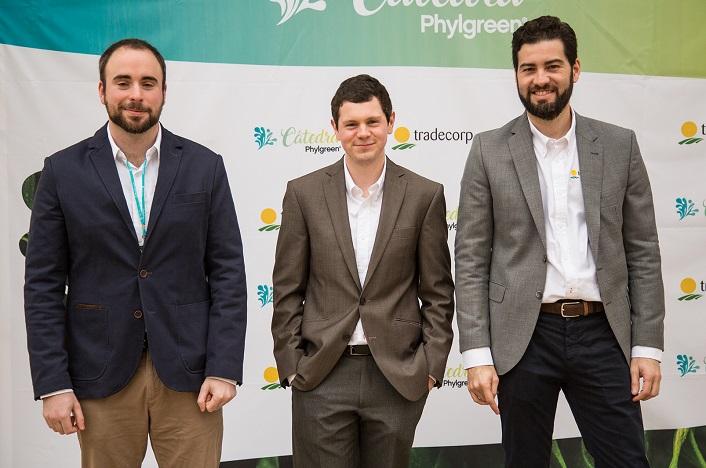 presentación de resultados de la Cátedra Phylgreen 2018