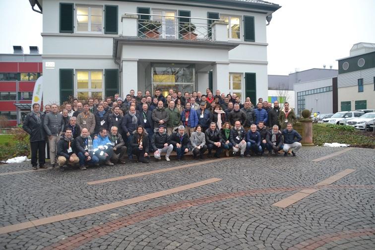 Centro agrario BASF Limburgerhof (Alemania) 1