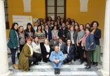 Participantes en el acto de constitución de AMCAE-Andalucía