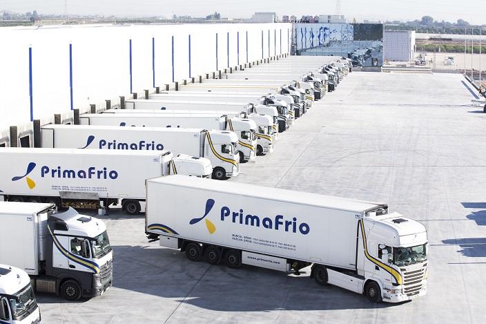 Primafrio_Transporte por carretera
