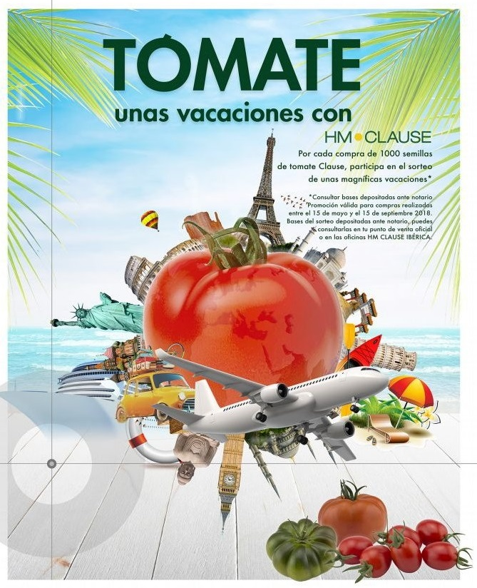 tomate vacaciones clause