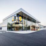 tiendas Lidl_Exterior supermercado
