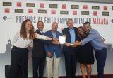 trops recibe premio Trayectoria Empresarial