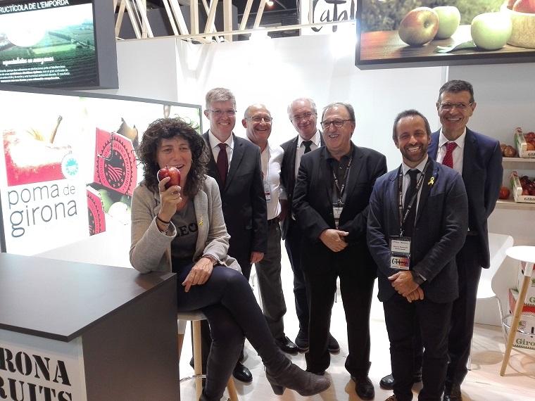 IGP Poma de Girona a Fruit Attraction