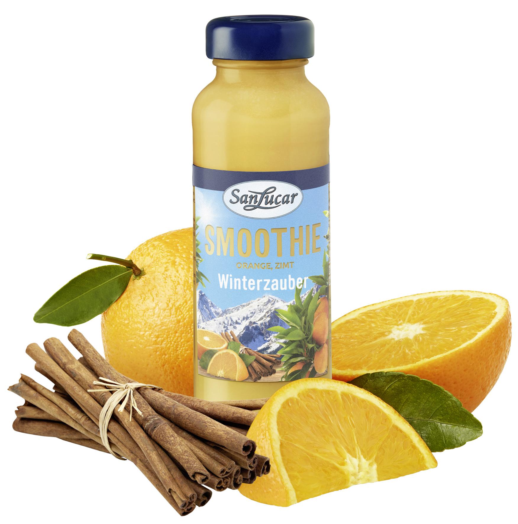 sanlucar winter magic smoothie