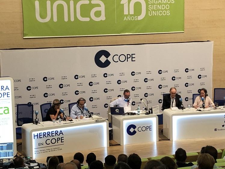 UNICA EN HERRERA EN COPE
