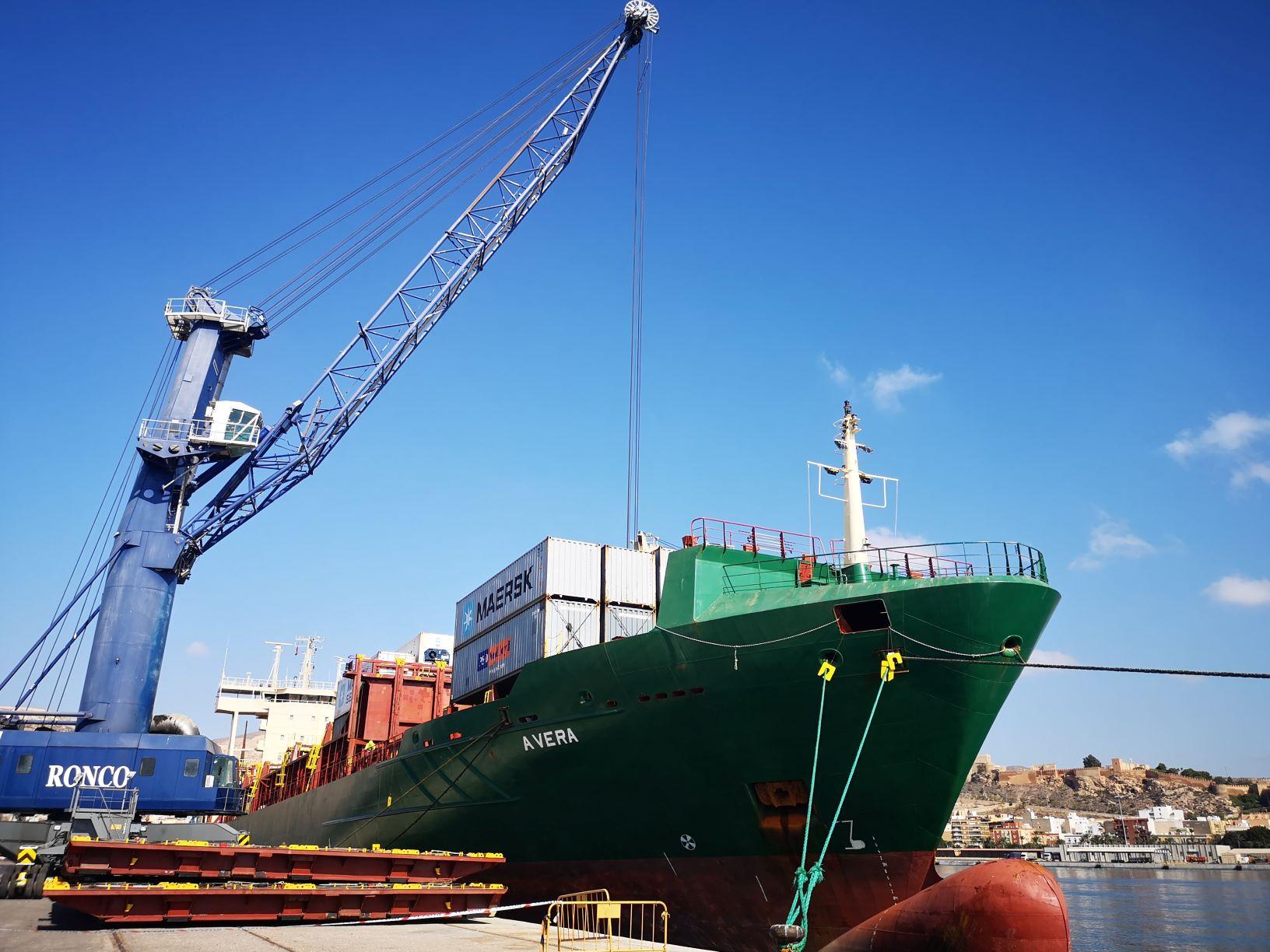 maersk_contenedores puerto almeria 2