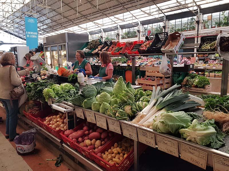Pera Rocha, Portugal. En el mercado