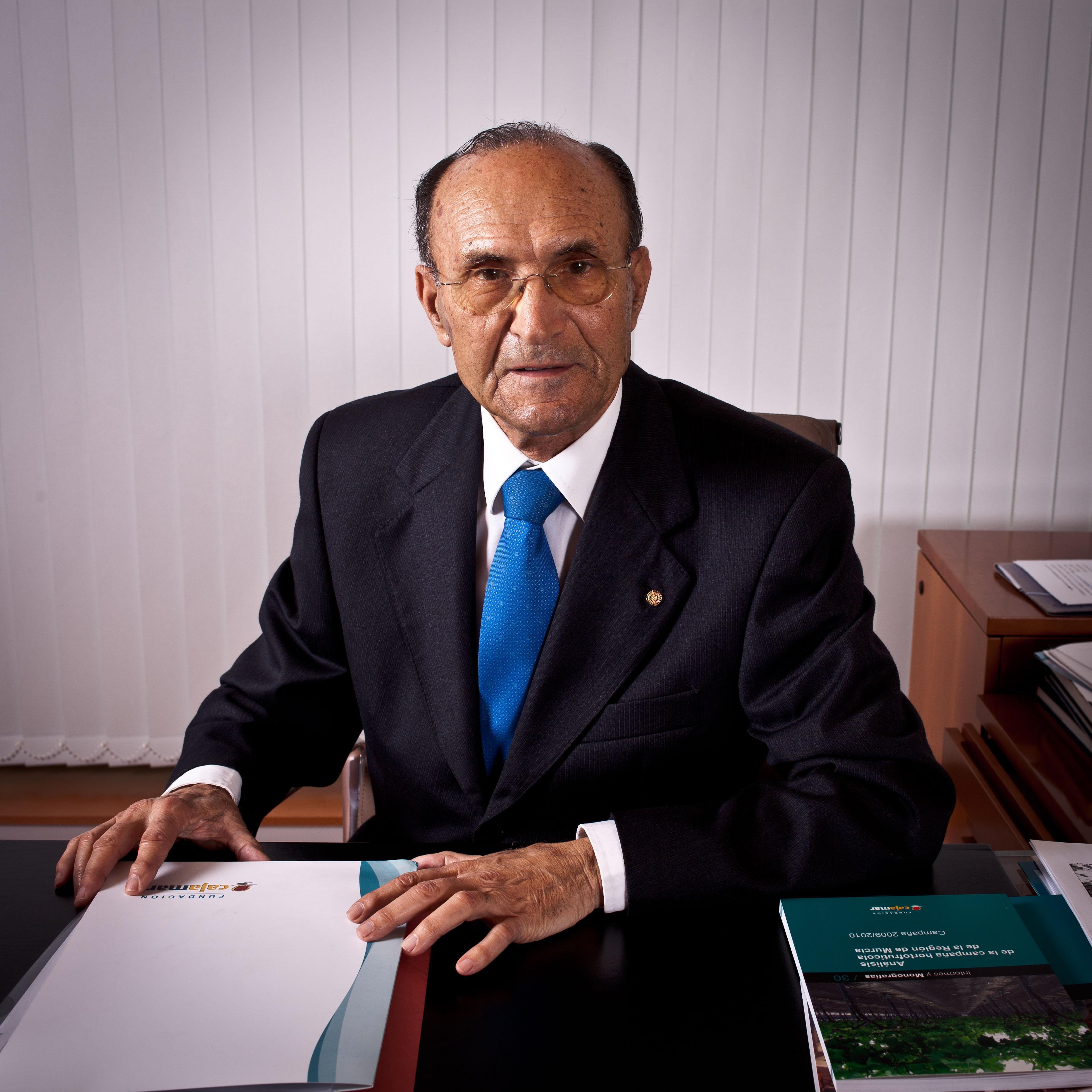 Juan del Águila Molina cajamar