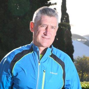 Miguel Sanchis, deporte en las venas