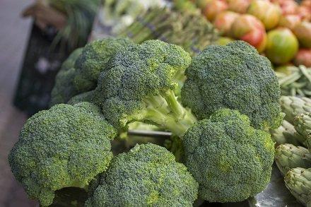 BRÓCOLI asociacion más brócoli