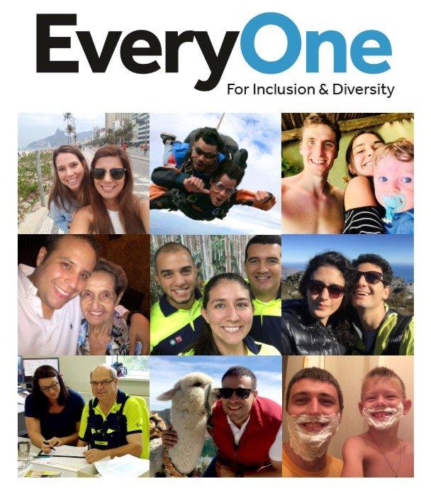 Inclusión y Diversidad smurfit kappa programa everyone