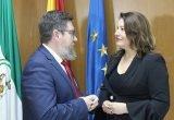 Relevo consejeria agricultura andalucia cooperativas agroalimentarias