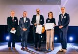 europool systems Winners_project_of_the_year_2018_with_presidents_and_jury_