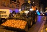 manifestacion citricos chalecos naranjas foto diputacio castello