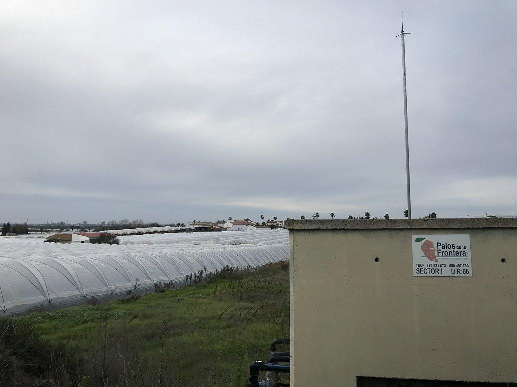 telecontrol riego palos de la frontera huelva