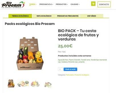 web bio procam