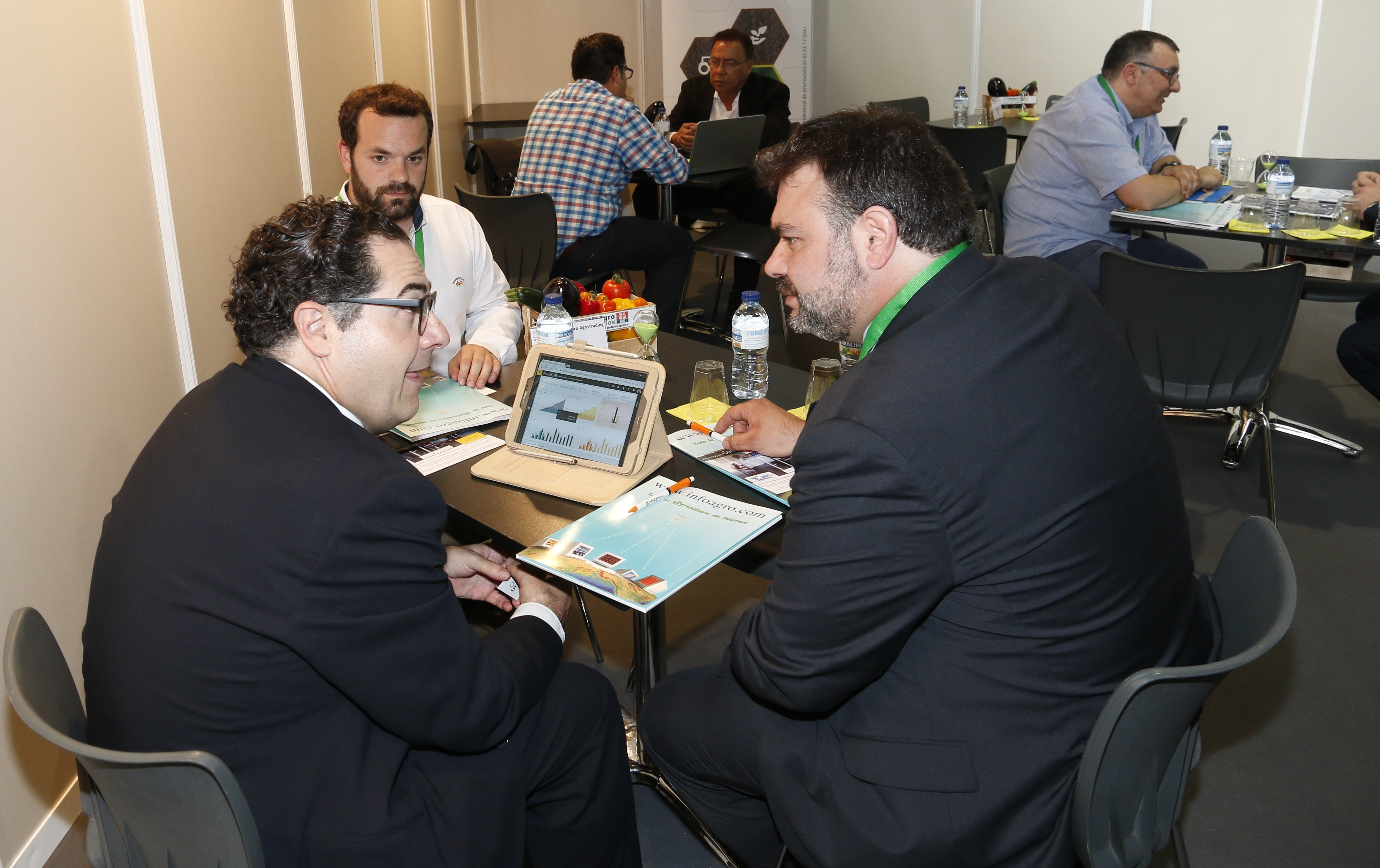 Encuentros_negocios_Infoagro_Exhibition