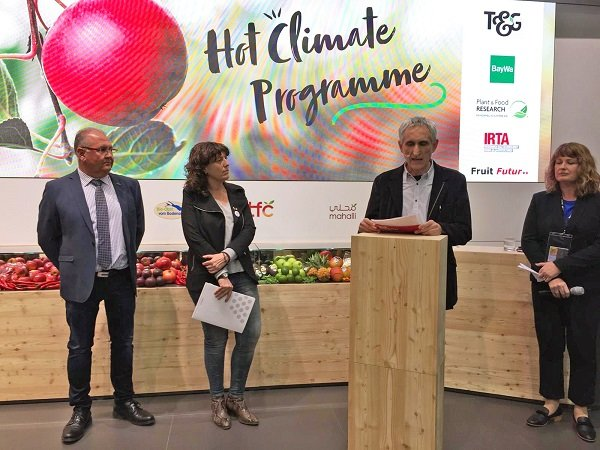 Fruit-Logistica-IRTA_2019 programa hot climate