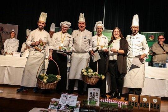 Premiados Premio +Brócoli en 2018
