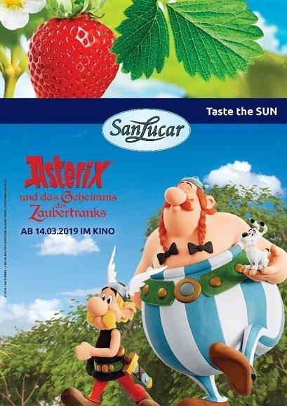 sanlucar asterix y obelix