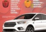 CARTEL CLAUSE coche pimientos 2019