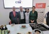 CASI jornada con chef tony garcia en sede almería 2019 showcooking