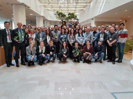 Grupo TOMRES reunión Marzo 2018