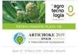 cartel symposium alcachofa 2019