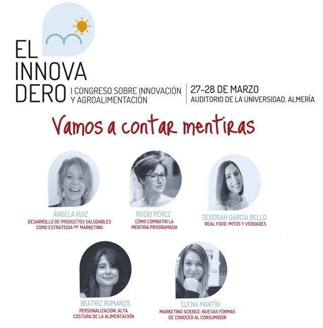mujeres en el innovadero
