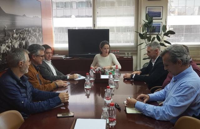 reunion-delegada agric almeria coexphal