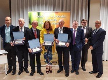 Galardonados - Prize-winners. Cítricos de España