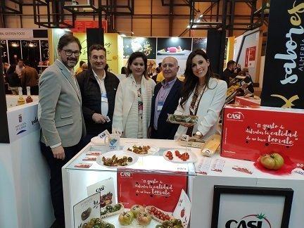 CASI en Salón Gourmets Sabores Almería