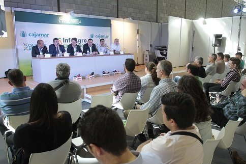 Infoagro Exhibition Mesa redonda en conferencias 2017