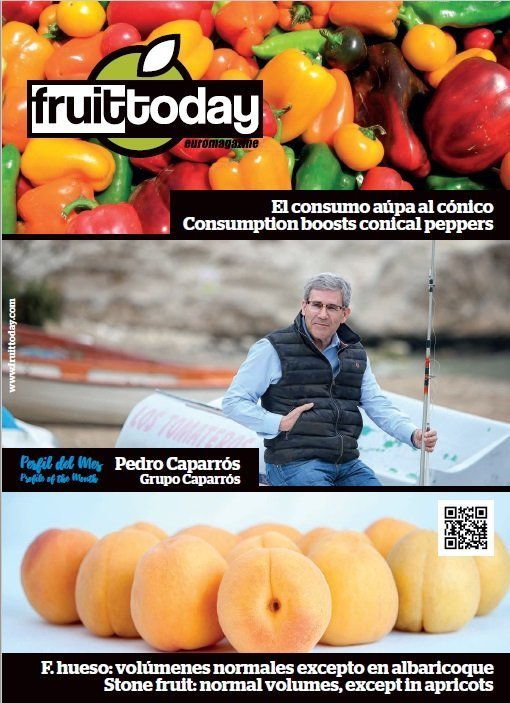 Portada revista Fruit Today nº67
