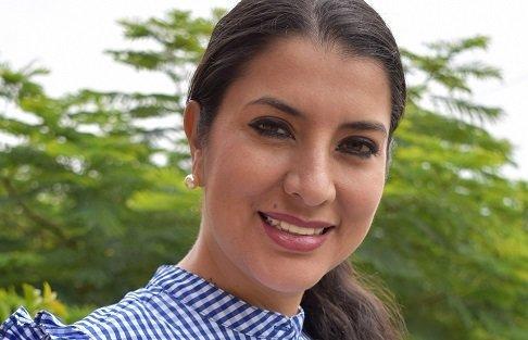 Rosario Báez periodista mexicana embajadora internacional citricos españa