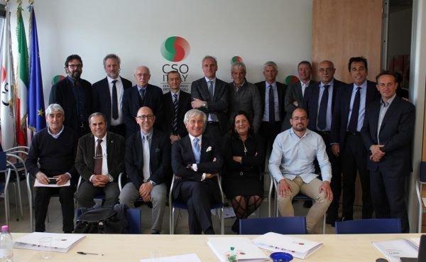 cso italia consejo de administracion