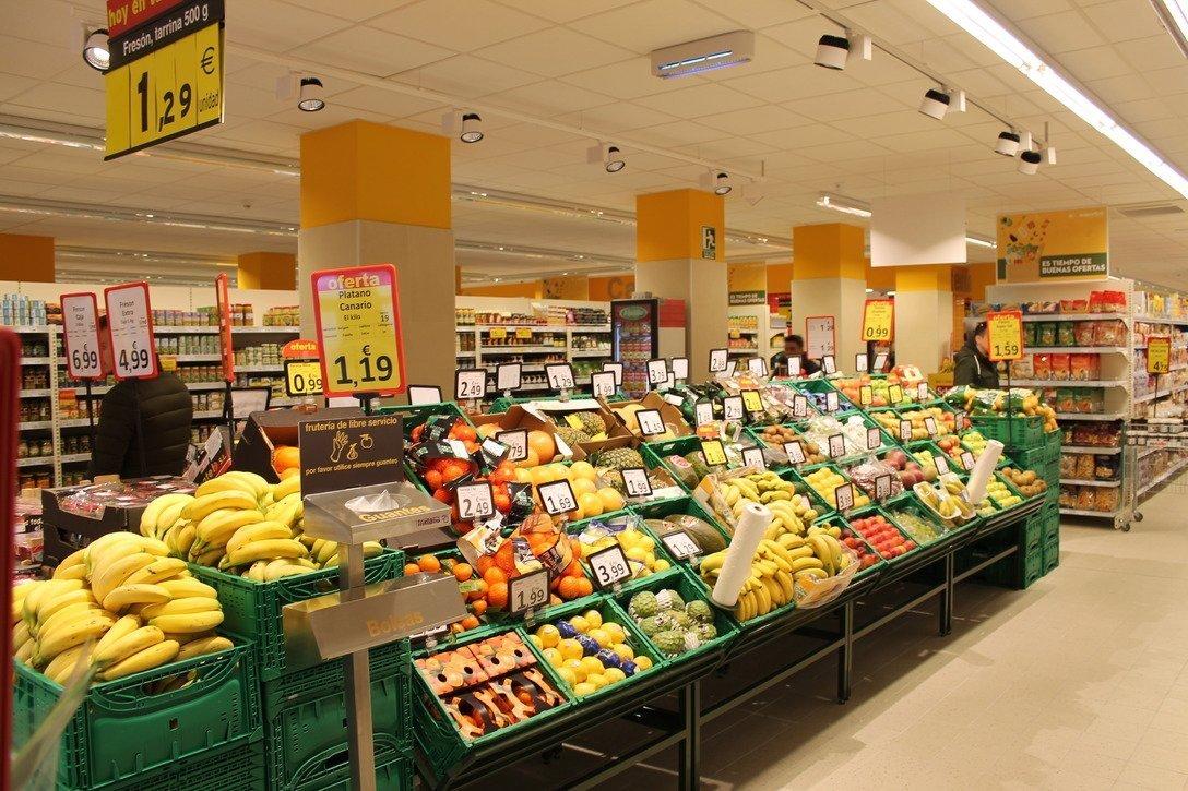 supersol tienda supermercado